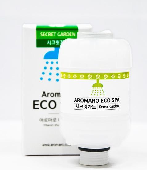Витаминный фильтр для душа марки Aromaro Eco Spa (фото, вид 4)