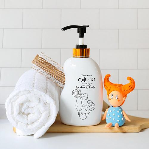 Бальзам-ополаскиватель для волос CER-100 Collagen Coating Hair Muscle Treatment Rinse Elizavecca (фото, вид 1)