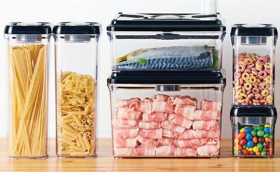 Вакуумный пищевой контейнер Norang Premium 7700 мл (фото, вид 3)