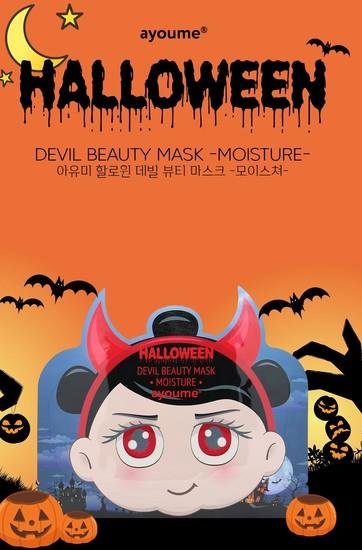 Увлажняющая тканевая маска для лица Halloween Devil Beauty Mask Moisture Ayoume (фото, вид 1)