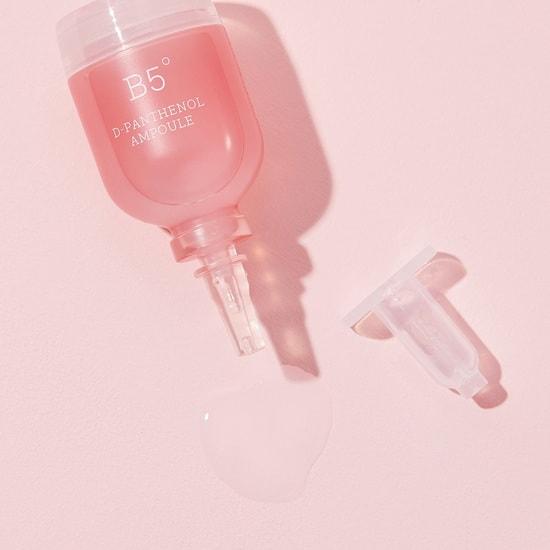 Успокаивающая ампульная сыворотка для лица Balancium B5 D-Panthenol Ampoule COSRX (фото, вид 2)