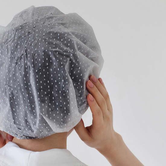 Органическая маска для сухих и поврежденных волос Quinoa Protein Treatment Mask Aromatica (фото, вид 3)