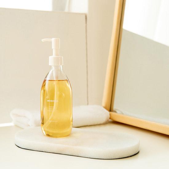 Органическое гидрофильное масло с кокосом Natural Coconut Cleansing Oil Aromatica (фото, вид 2)