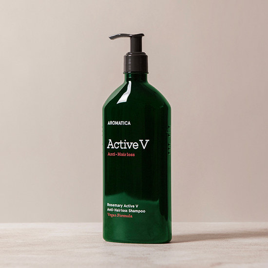 Шампунь против выпадения волос Rosemary Active V Anti-Hair Loss Shampoo Aromatica (фото, Rosemary Active V Anti-Hair Loss Shampoo Aromatica)