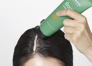 Скраб для кожи головы с розмарином Rosemary Scalp Scrub Aromatica (фото, вид 2)