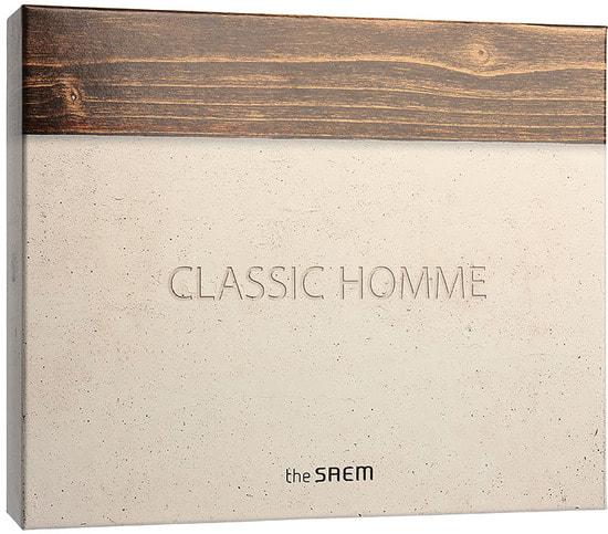 Набор для мужчин уходовый Classic Homme Special Set The Saem (фото, The Saem Classic Homme Special Set)