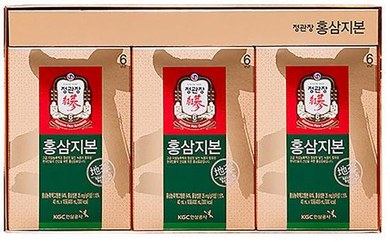 Напиток тоник из корня 6-ти летнего корейского красного женьшеня и оленьего рога Хон Сам Ди Бон Korea Ginseng Corporation (фото, вид 4)
