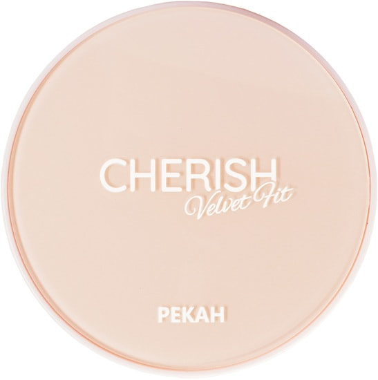 Кушон для лица Cherish Velvet Fit Cushion Pekah (фото, вид 1)