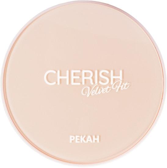 Кушон для лица Cherish Velvet Fit Cushion Pekah (фото, вид 1)