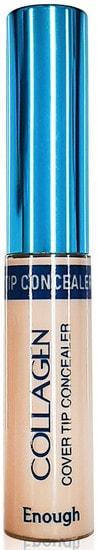 Коллагеновый консилер для лица Collagen Cover Tip Concealer Enough (фото, Enough Collagen Cover Tip Concealer)