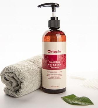 Очищающий шампунь с пробиотиками Probiotics Hair and Scalp Cleanser Ciracle (фото, Ciracle Probiotics Hair and Scalp Cleanser)