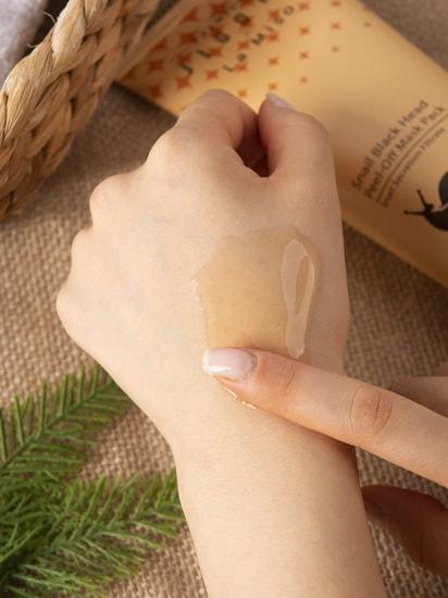 Крем для ног с муцином улитки Premium Jigott and La Miso (фото, корейский крем для рук с улиткой)