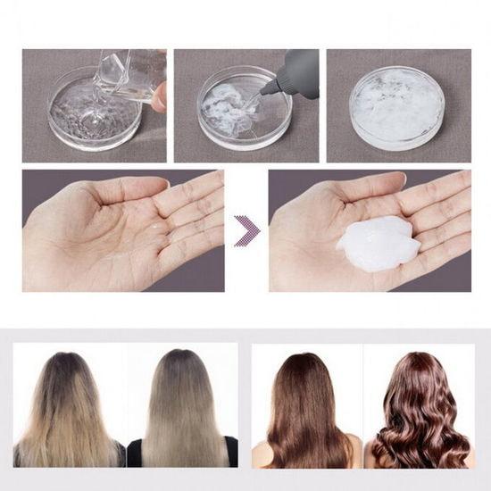 Экспресс маска для объема волос 8 Seconds Liquid Hair Mask Masil (фото, Masil 8 Seconds Liquid Hair Mask)