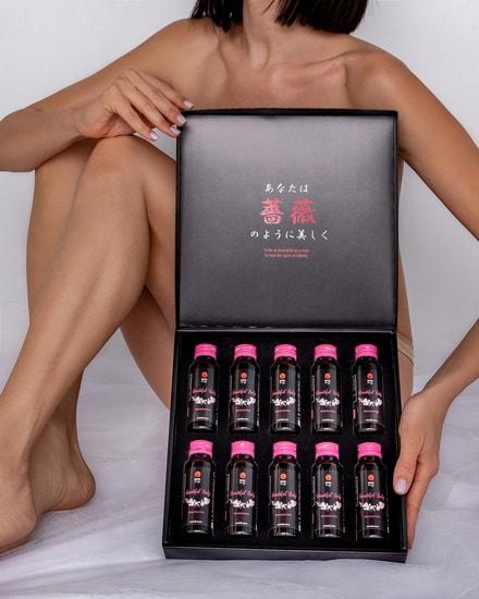 Напиток молодости для омоложения и здоровья изнутри Beauty care Drink ENHEL (фото, вид 1)