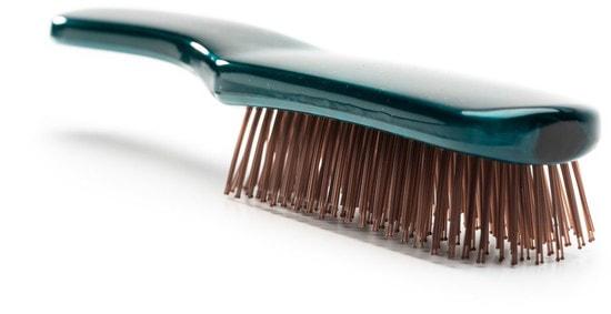 Расческа Majestic Green для густых жестких волос (фото, вид 1)