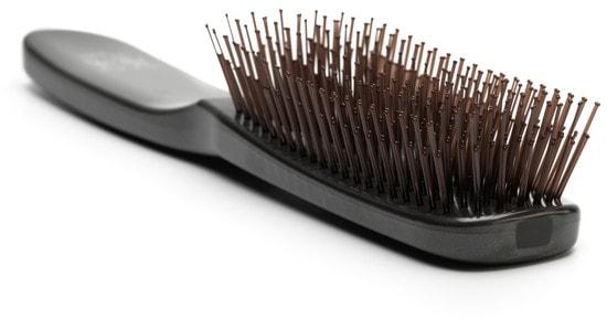 Расческа Majestic Graphite универсальная для всех типов волос (фото, Расческа универсальная для всех типов волос)