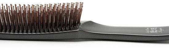 Расческа Majestic Graphite универсальная для всех типов волос (фото, вид 4)