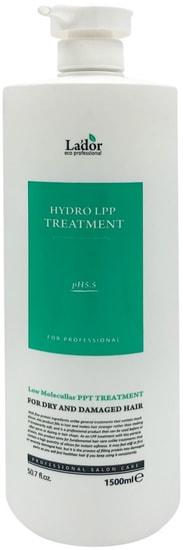 Увлажняющая маска для сухих и поврежденных волос Hydro LPP Treatment Lador (фото, Hydro LPP Treatment Lador)