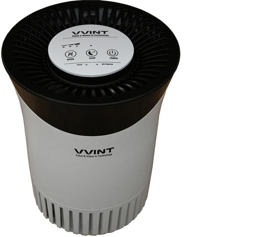 Очиститель воздуха с НЕРА фильтром VVINT CA 3000WB (фото, Очиститель воздуха с многоступенчатой очисткой воздуха VVINT)