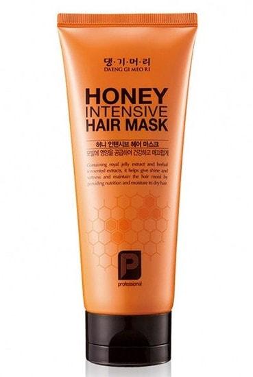 Интенсивная маска для волос с маточным молочком Honey Intensive Hair Mask Daeng Gi Meo Ri (фото, Honey Intensive Hair Mask Daeng Gi Meo Ri)