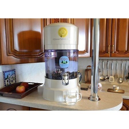 Накопительный фильтр-минерализатор воды KeoSan KS-971 (фото, вид 1)