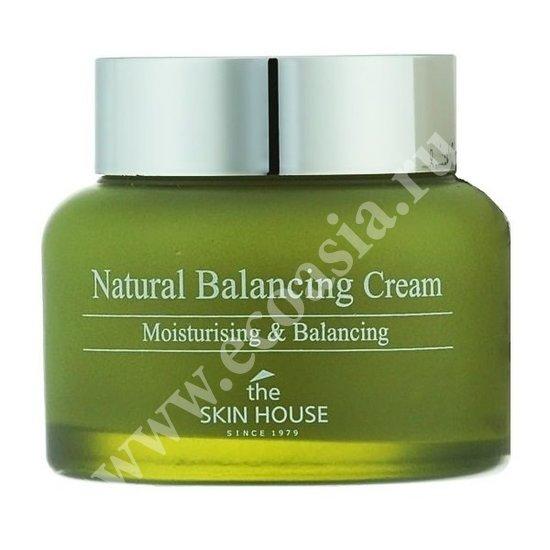 Балансирующий и увлажняющий крем Natural Balancing The Skin House (фото, вид 1)