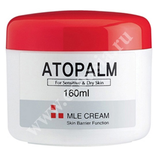 Крем для лица с многослойной эмульсией Atopalm (фото, вид 1)