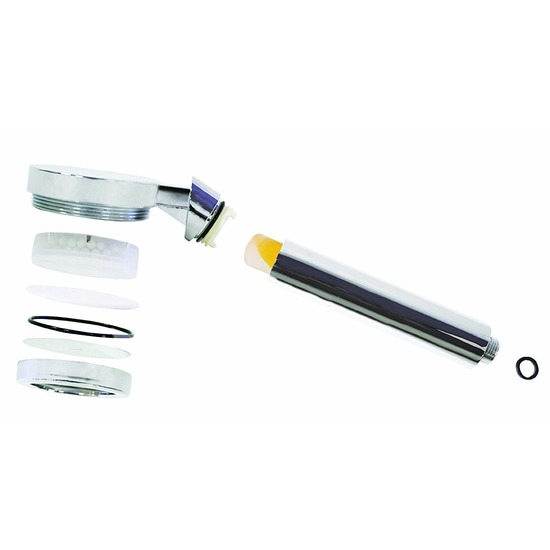 Душевая лейка Aroma Sense 9000 с эффектом ароматизации и гидромассажа (фото, вид 2)