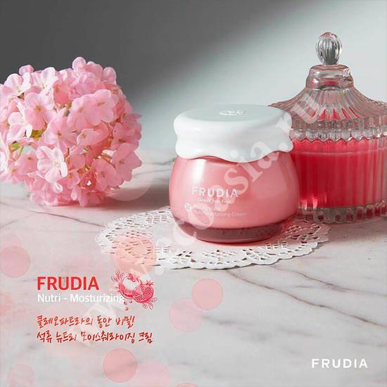 Питательный крем с гранатом Frudia (фото, вид 1)