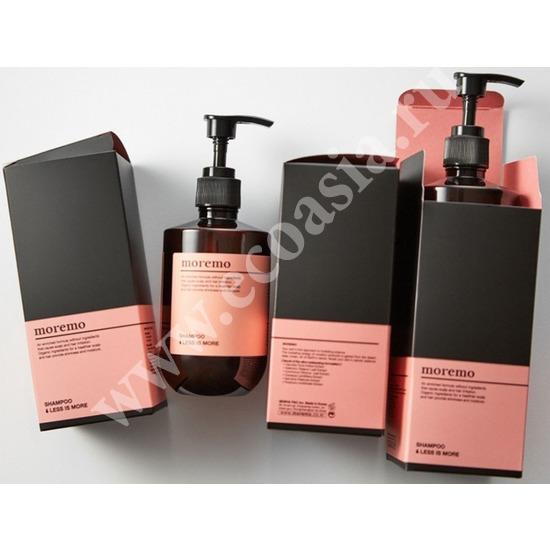Увлажняющий шампунь для волос Less is More Moremo (фото, вид 1)