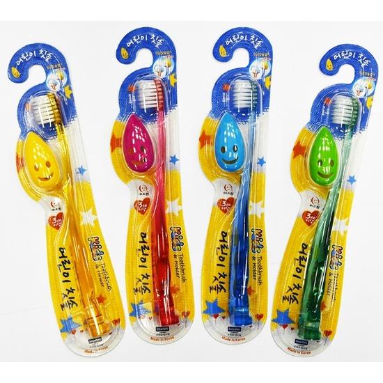 Детская зубная щетка Misorang Toothbrush (фото, вид 1)