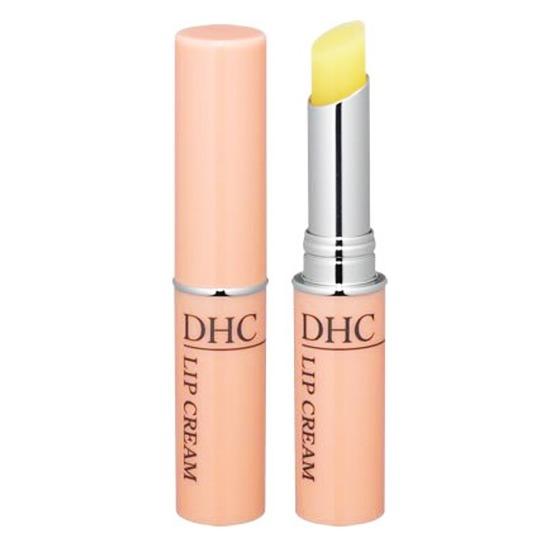 Лекарственный увлажняющий крем бальзам для губ DHC Lip Cream (фото, вид 1)
