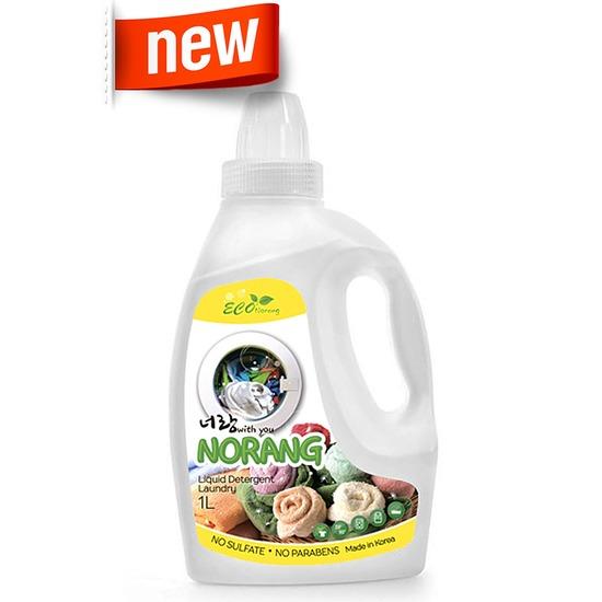 Жидкий стиральный порошок для стирки белья Norang Laundry Liquid Detergent (фото, вид 1)