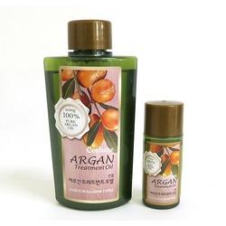 Аргановое масло в наборе Confume Argan Welcos. Вид 2