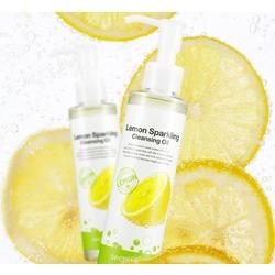 Гидрофильное масло с экстрактом лимона для снятия макияжа Secret Key. Вид 2