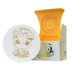 Омолаживающие гидрогелевые патчи для глаз с золотом и гиалуроновой кислотой Gold Hyaluronic Acid Eye Patch Elizavecca. Вид 2