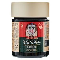 Медовая паста с экстрактом корейского красного женьшеня с травами Cheong Kwan Jang. Вид 2