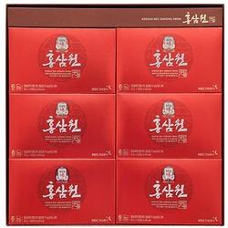 Безалкогольный негазированный напиток с экстрактом корейского красного женьшеня Cheong Kwan Jang. Вид 2