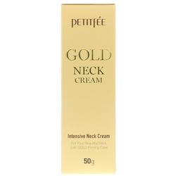Крем для шеи и декольте с золотом Gold Neck Cream Petitfee. Вид 2