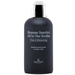 Многофункциональное средство для ухода за мужской кожей Homme Innofect The Skin House. Вид 2