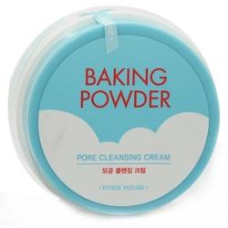 Крем для очищения пор Baking Powder Pore Cleansing Cream Etude. Вид 2