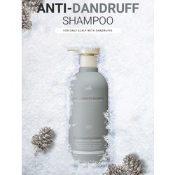 Слабокислотный шампунь против перхоти Anti Dandruff Shampoo Lador. Вид 2
