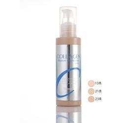 Тональный крем для лица с коллагеном Collagen Moisture Foundation SPF 15 Enough. Вид 2