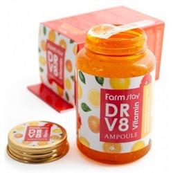 Многофункциональная ампульная сыворотка с витаминами FarmStay. Вид 2