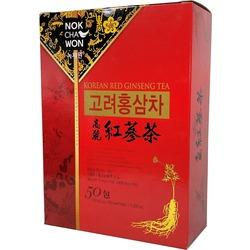 Напиток из красного корейского женьшеня гранулированный Nokchawon. Вид 2