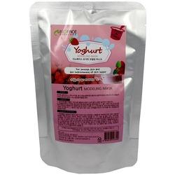 Альгинатная маска с йогуртом для интенсивного увлажнения и сияния кожи Inoface. Вид 2