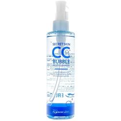 Средство для снятия макияжа, ВВ и СС кремов 2в1 Bubble Multi Cleanser Secret Skin. Вид 2