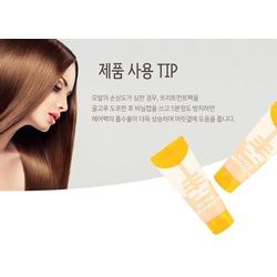 Питательная маска для блеска волос с экстрактом желтка и мёда May Island. Вид 2