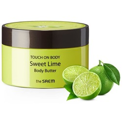 Крем-масло для тела Touch On Body Body Butter The Saem. Вид 2