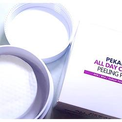 Очищающие и отшелушивающие диски с АНА и ВНА кислотами All Day Clear Pekah. Вид 2